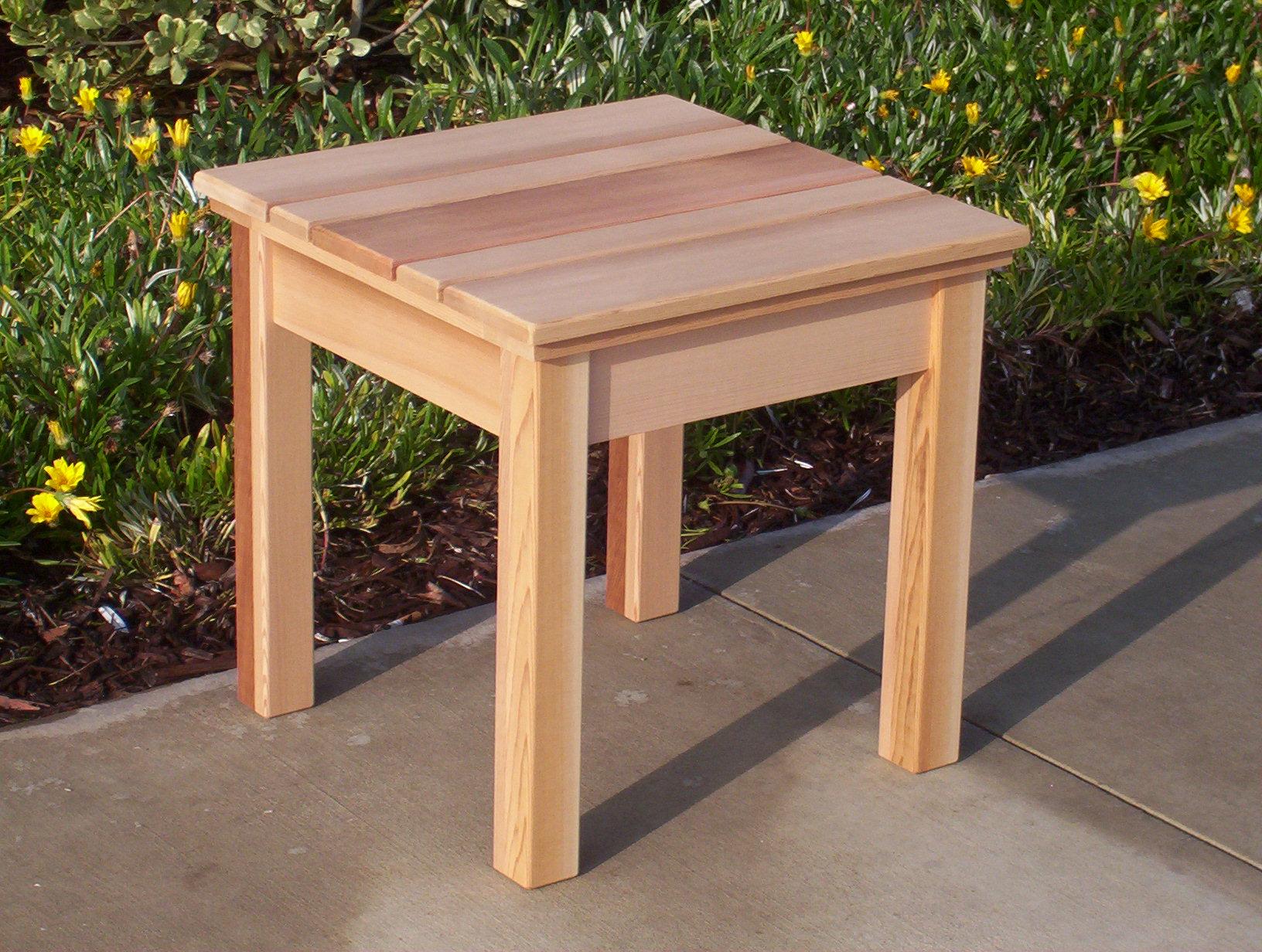 Endtable for Short end table